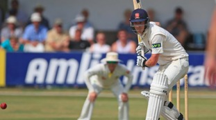 Tom Westley is staying with Essex.
