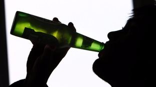 4,447 drinks per minute were sold in the last hour of 2015.