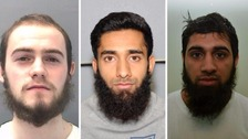 'Radicalise me babe': Three jailed for helping teenage jihadi join IS