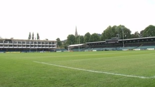 Plans to replace the West Stand at Bath Rugby's Rec go before council planners today