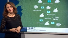 West Midlands weather: Cold overnight