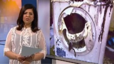 Sangeeta has your views on tumble dryer fires