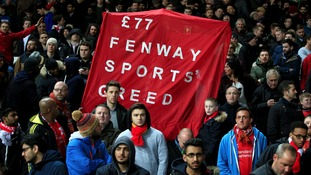 Liverpool fans back club's ticket price U-turn