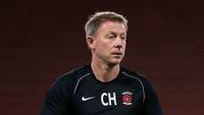 Hartlepool appoint Craig Hignett as first team manager