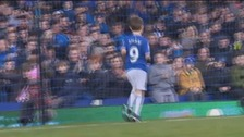 George scores at Goodison