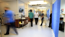 NHS winter pressures 'new normal all year round'