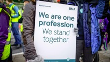 New contracts could be imposed on junior doctors by the Health Secretary