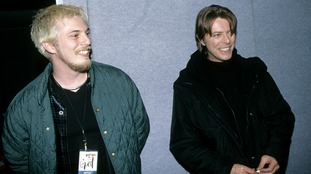 'Love you, granddad': David Bowie's son announces he is to become a father with moving Twitter message