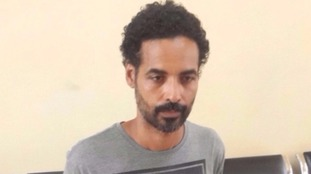Arthur Simpson-Kent was arrested in Ghana after the killings.