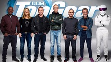 Full line-up of new Top Gear team revealed