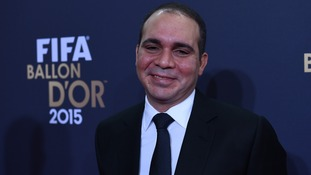 Prince Ali accuses Fifa rival over player protection