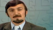Jimmy Hill on 'The Big Match'