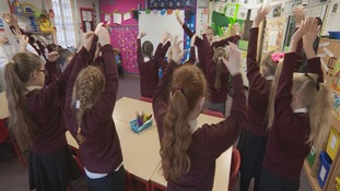 New technique helps primary school pupils find some breathing space