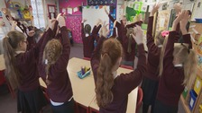 New technique helps school pupils find breathing space