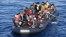 Nato ships ordered into Aegean Sea to tackle refugee smugglers