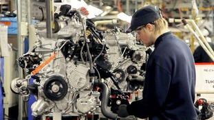 Toyota invests £7m to build new hybrid engines in Deeside