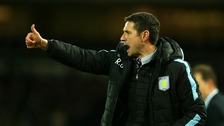 Remi Garde 'ready to stay' at Aston Villa