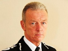Met Police Chief's contract extended for a year
