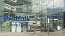 Suffolk County Council has been praised by Ofsted.