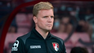 Eddie Howe looking ahead to Stoke City