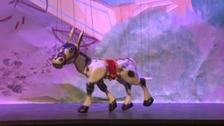 Muffin the Mule back on stage