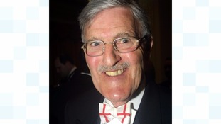 Jimmy Hill died at the age of 87 after suffering from Alzheimer's disease