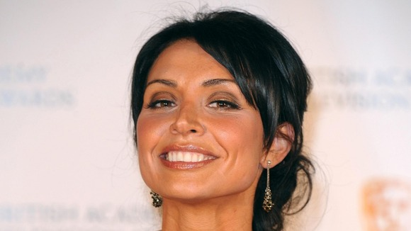 TV presenter Christine Bleakley