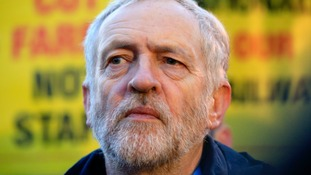 Jeremy Corbyn said the government was to blame for the impasse on contracts.