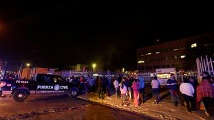 Mexico prison riot leaves 'dozens dead'