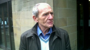 George Masson - son of Margaret Masson who died in the crash