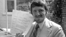 Jimmy Hill back in 1976
