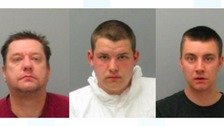 Peter Eyre, Anthony Eyre and Simon Eyre have been found guilty of murder