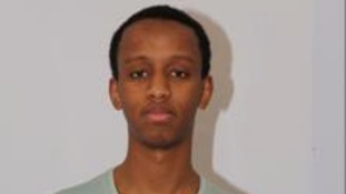 Abdullahi Ahmed Jama Farah convicted of preparing an act of terrorism at the Old Bailey today today