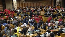 South Africa's Parliament