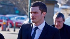 Adam Johnson sacked by Sunderland