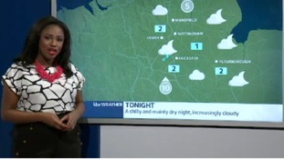 East Midlands weather: Mainly dry and frosty overnight