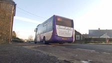 Long wait for the bus as vital route may face the scrap