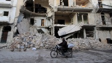 World leaders 'agree to Syria ceasefire'