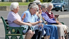 Older people 'can expect to live longer than ever'