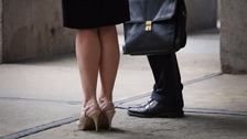 UK companies forced to reveal gender pay gap