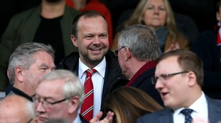 China offers new market for Man United to offload players claims Ed Woodward