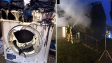 Plan for automatic recalls after tumble dryer fires