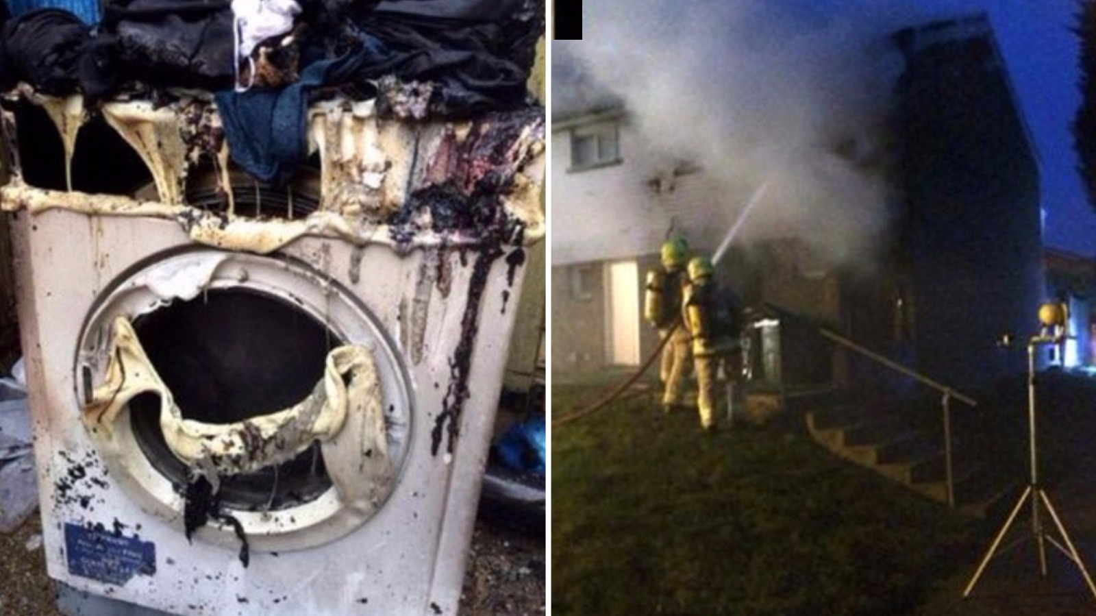 Creda Tumble Dryer Recall >> Plan for automatic recalls after tumble dryer fires - ITV News