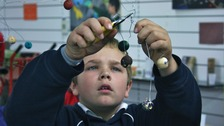 Science events will take place across Nottingham for the Stemcity festival