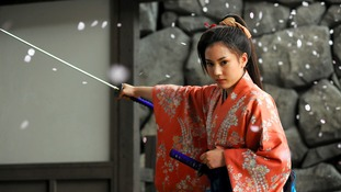 Nine Japanese films never before seen in the UK will be shown this weekend