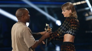 Kanye West-Taylor Swift row reignited over 'misogynistic' song lyrics