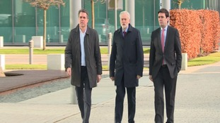Labour leader Jeremy Corbyn visited ongoing inquests into the Hillsborough tragedy