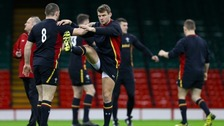 Wales ramps up preparations ahead of Scotland clash