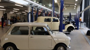 The British Motor Museum in Gaydon