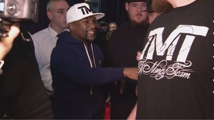 Floyd Mayweather - Why the Khan fight never happened and what I really think of Ricky Hatton
